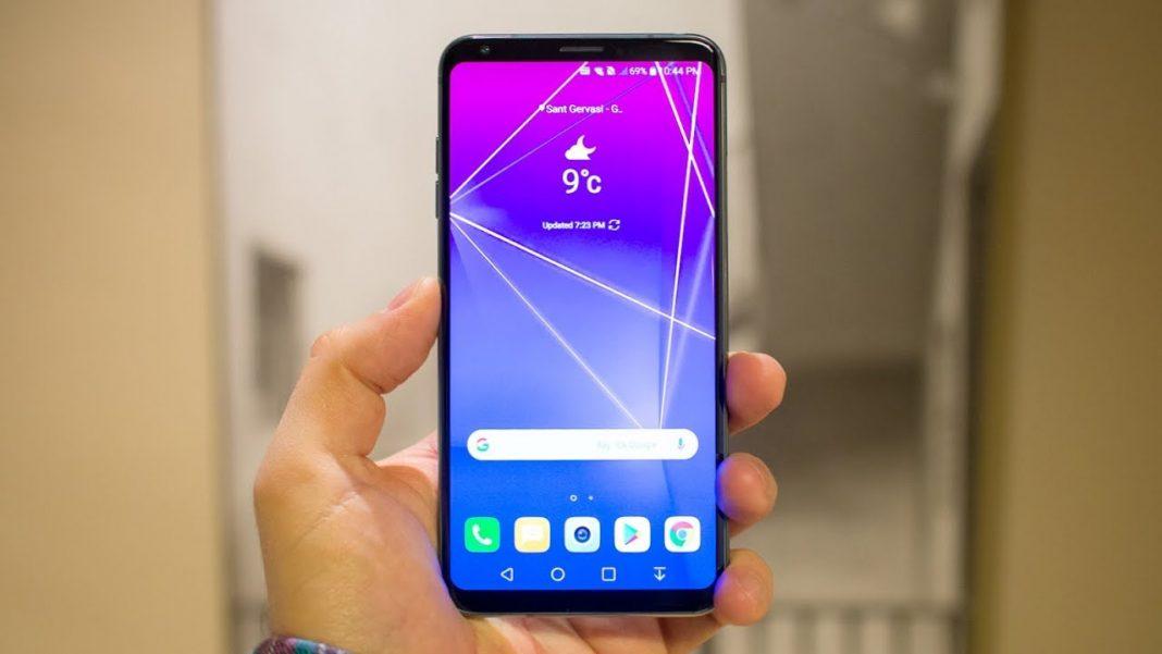 Флагманский смартфон LG G7 ThinQ дебютирует в конце апреля