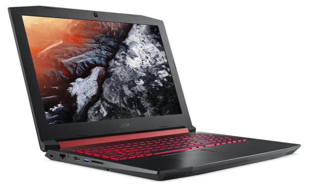 Геймерский ноутбук Acer Nitro 5 получил шестиядерный процессор Coffee Lake-H
