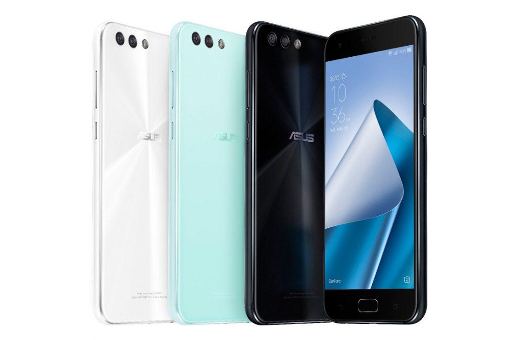 ASUS представила смартфон Zenfone Live L1 на базе Android Go