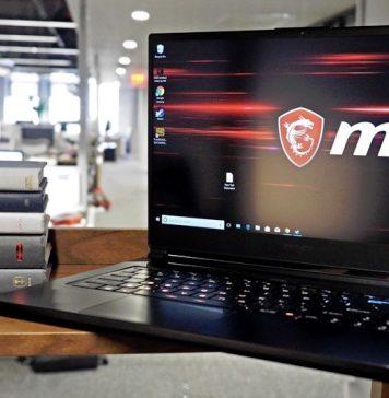 MSI GS65 Stealth Thin: в России появились самые мощные игровые ноутбуки