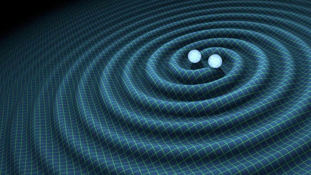 Мы нашли гравитационные волны