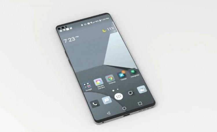 Смартфону LG V40 приписывают наличие пяти камер