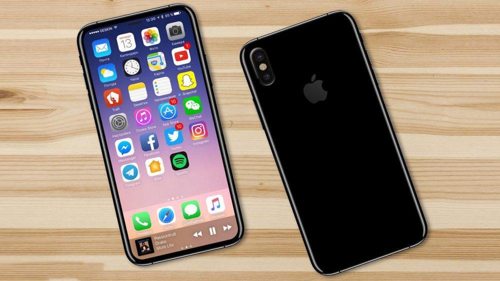 Новый смартфон Apple сравнили с iPhone X