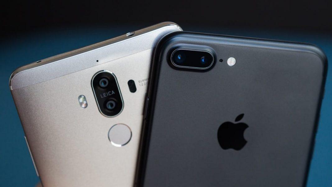 Huawei продала больше смартфонов, чем Apple