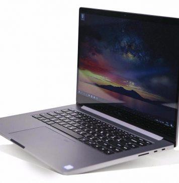 Xiaomi представила ноутбук Mi Notebook Lite