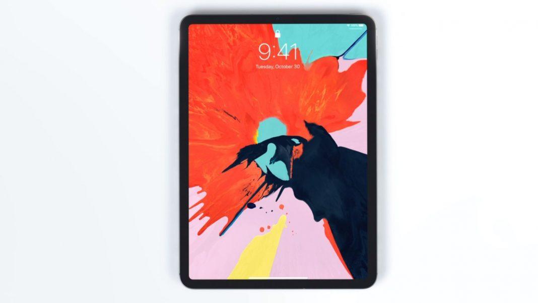 Apple представила безрамочный iPad Pro