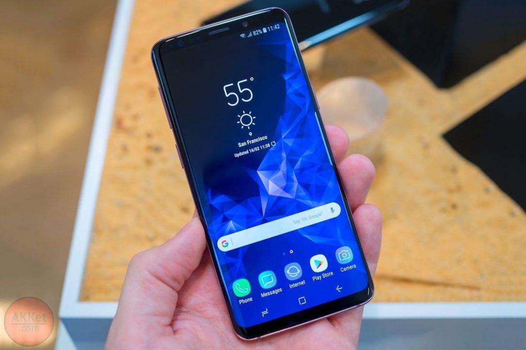 Samsung Galaxy S9 рекордно сильно рухнул в цене