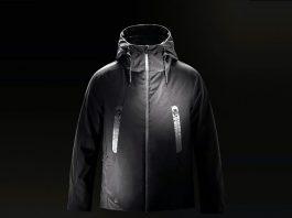 Xiaomi представила легкую водонепроницаемую куртку за $43 с инфракрасным обогревателем, питающимся от мобильного аккумулятора
