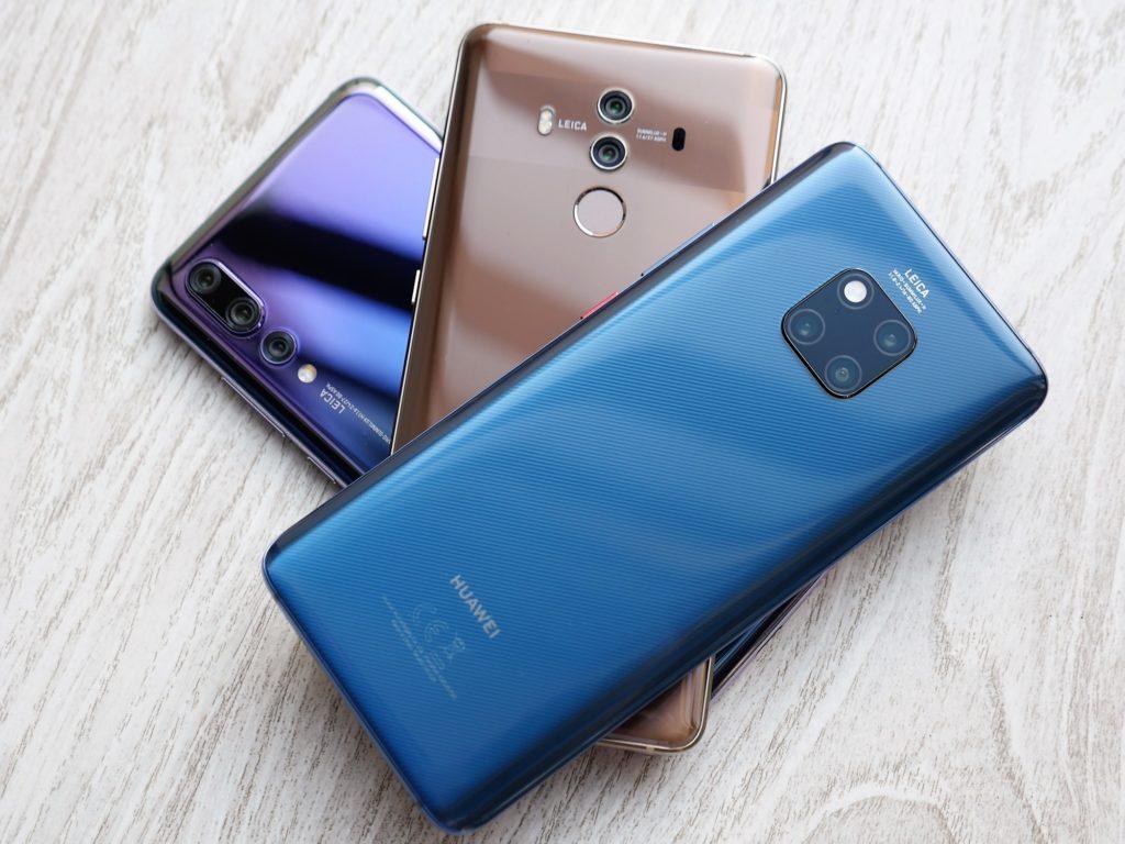 Смартфон Huawei P30 Pro получит 10-кратный оптический зум
