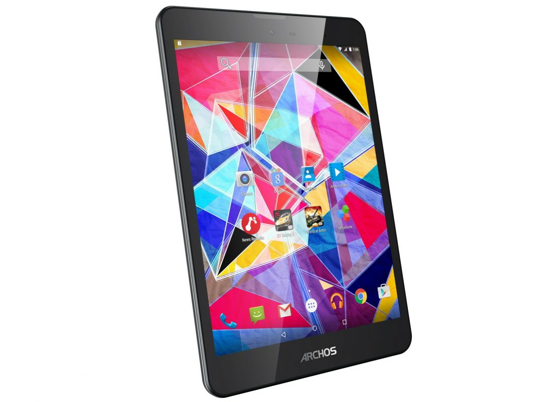 Планшет Archos Diamond Tab получил 2K-дисплей