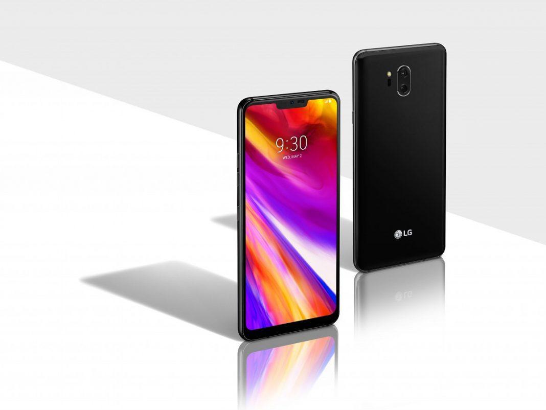 Смартфоном LG G8 можно будет управлять, не прикасаясь к экрану