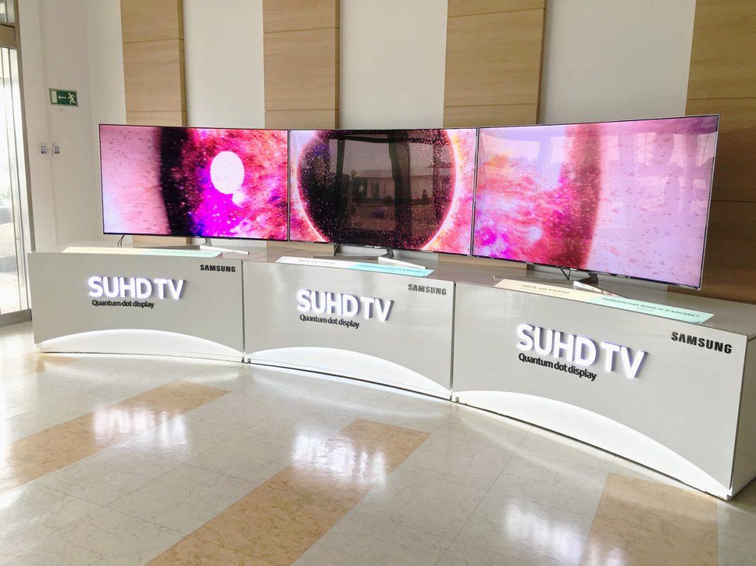 Китайцы сместили LG и Samsung с лидерских позиций по выпуску дисплеев для телевизоров