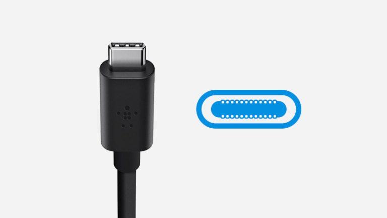 USB-C позволит идентифицировать «свои» зарядные устройства