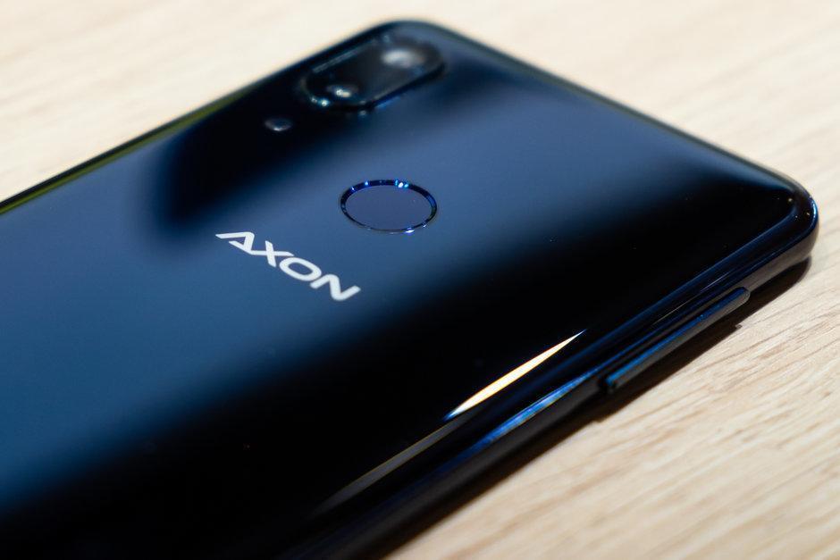 Смартфон ZTE Axon 10 Pro получит экран диагональю 6,4 дюйма и аккумулятор емкостью 4300 мА•ч