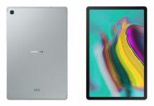Samsung представила 10-дюймовый планшет Galaxy Tab S5e
