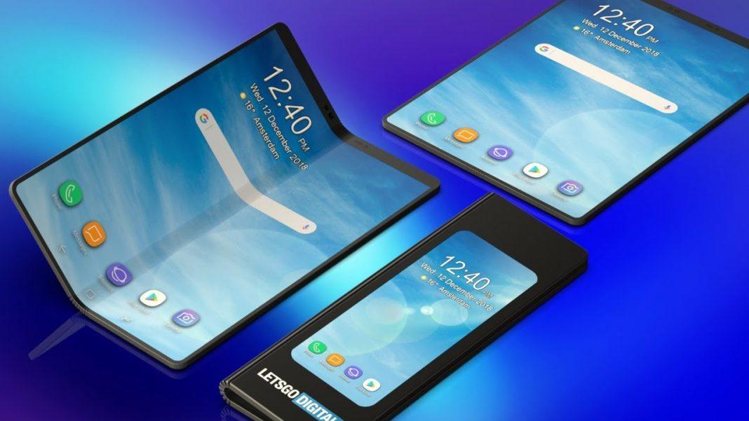 Второй складной смартфон Samsung Galaxy Fold будет сгибаться по-новому