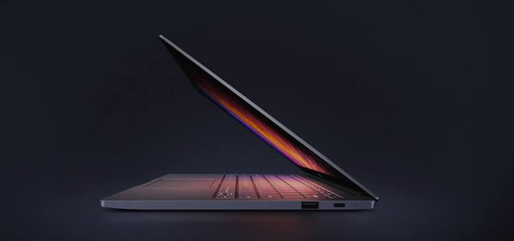 Легче Macbook Air. Новый ноутбук Xiaomi весит всего 1,07 кг