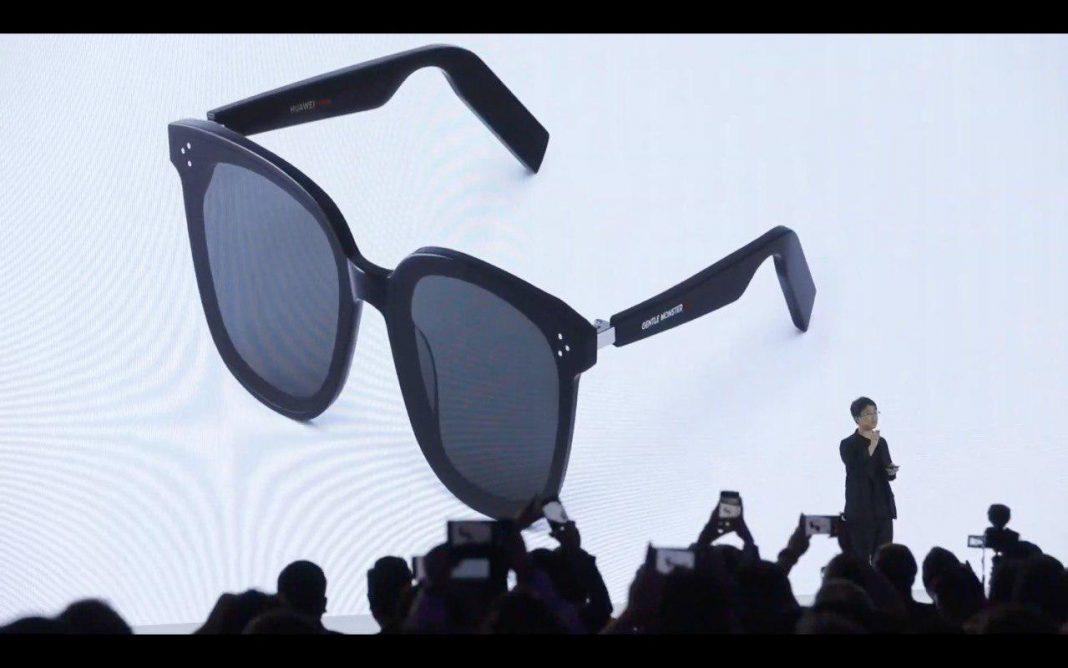 Huawei представила умные дизайнерские очки