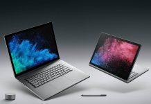 Microsoft выпустила новую версию Surface Book 2