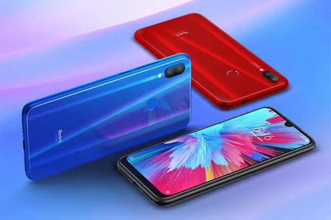 Объявлены российские цены бюджетного смартфона Redmi 7