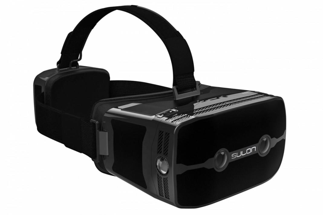 Шлем виртуальной реальности Sulon Q не требует ПК или смартфона