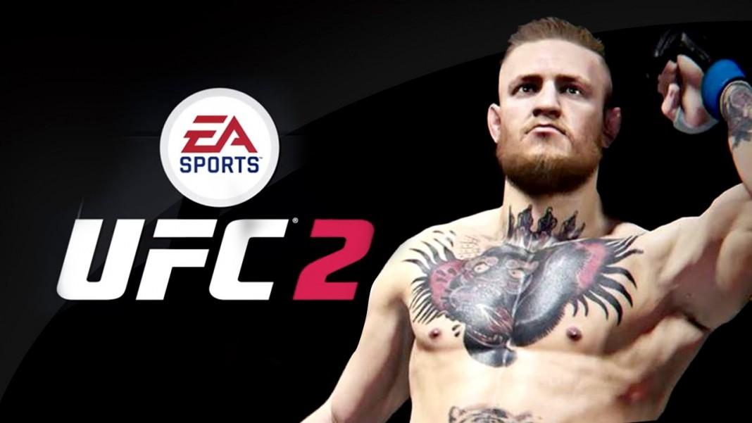 Файтинг EA Sports UFC 2 вышел в продажу