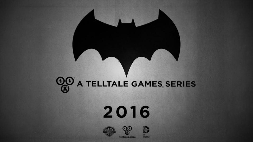 Игровой сериал Batman: A Telltale Games Series стартует этим летом