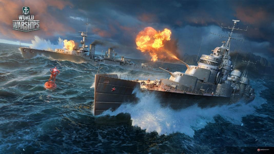 В World of Warships приходят советские крейсеры