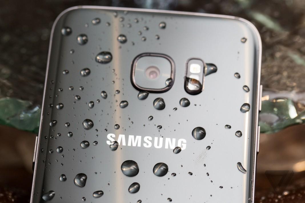 Прочный Samsung Galaxy S7 Active засветился в сети