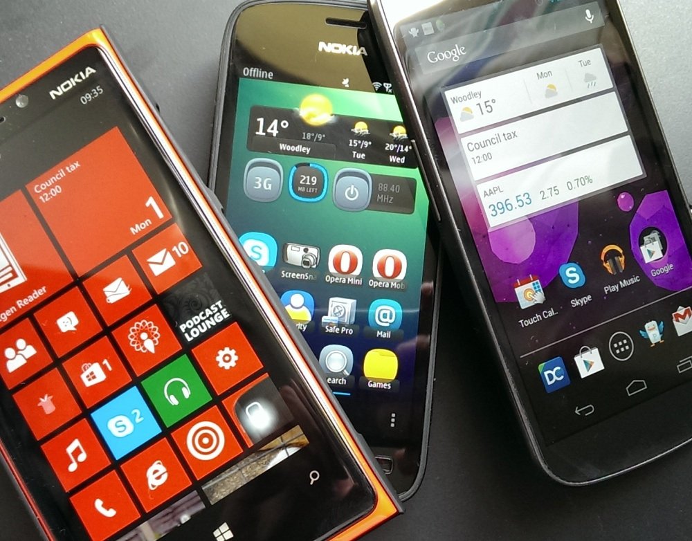 Windows Mobile, Symbian, Android или телефон на закрытой платформе. Выбор ОС для смартфона