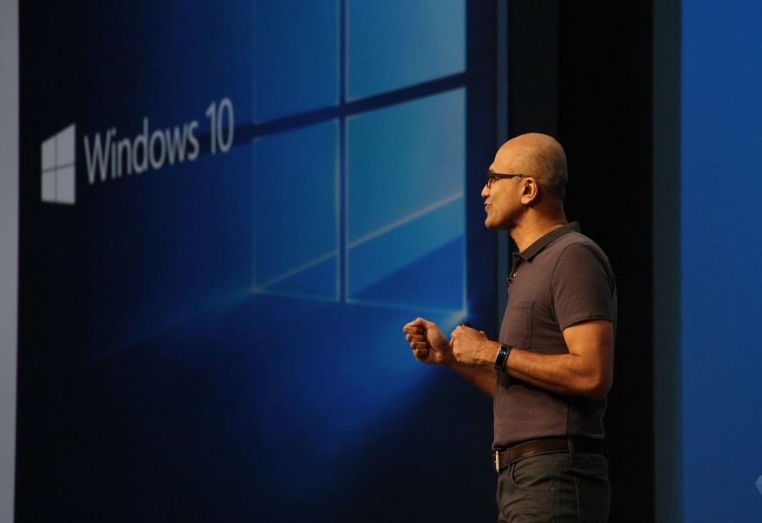 Бесплатное ежегодное обновление Windows 10 выйдет летом