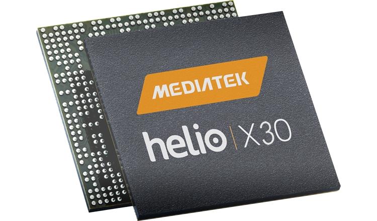 MediaTek готовит новый десятиядерник Helio X30