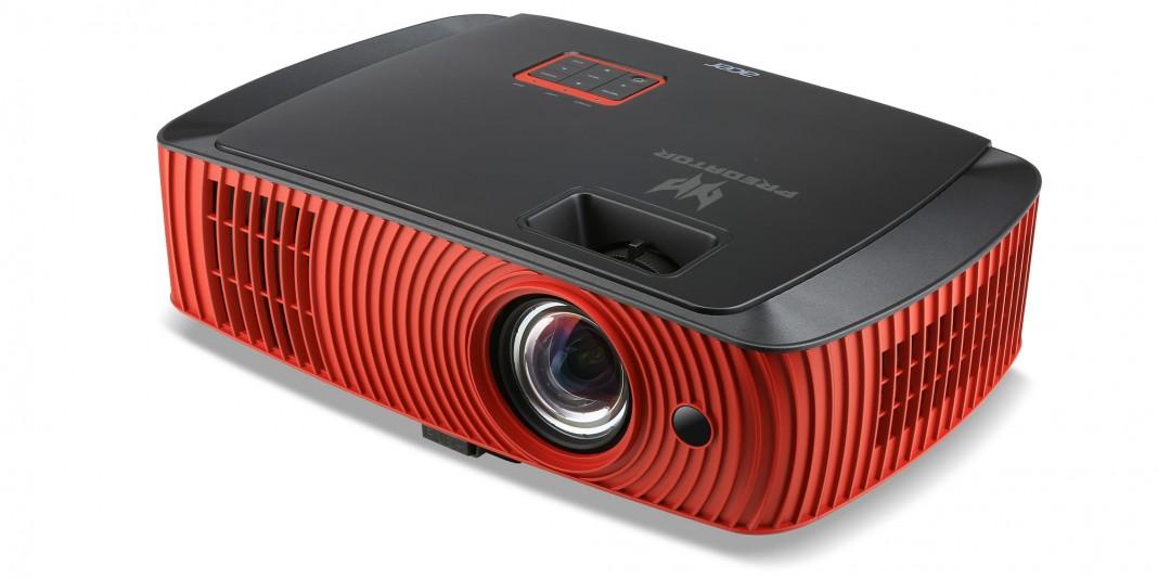 Acer создала геймерский проектор Predator Z850