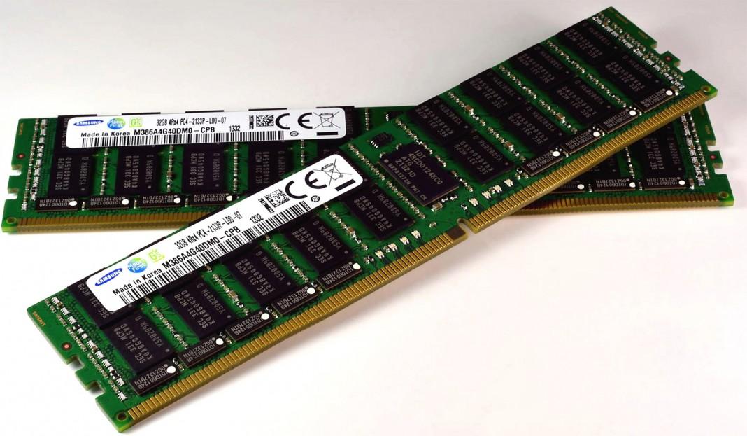 Samsung подтверждает, что серийный выпуск DRAM «10-нанометрового класса» начался