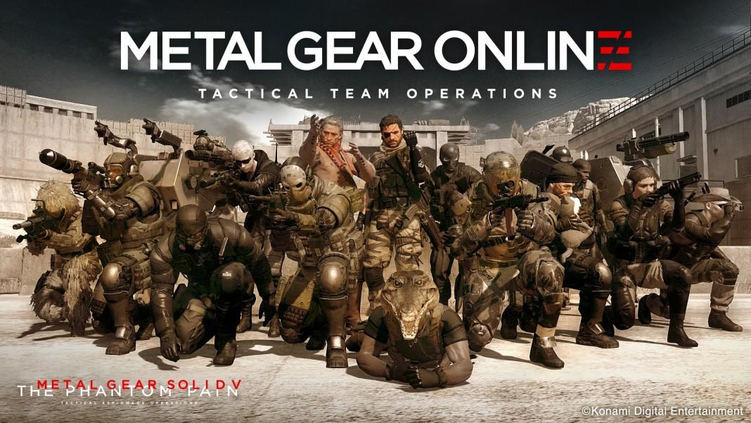 В Metal Gear Online пришел режим «выживание»