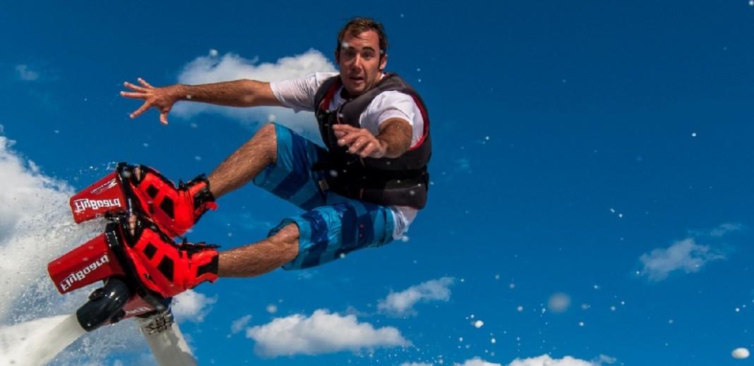 Flyboard Air – новое слово в мире джетпаков и ховербордов