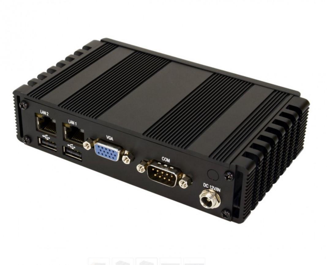 Мини-ПК Stealth LPC-175F сохраняет работоспособность в широких температурных пределах