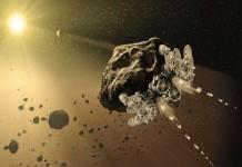 НАСА рассчитывает превратить астероид в космический корабль