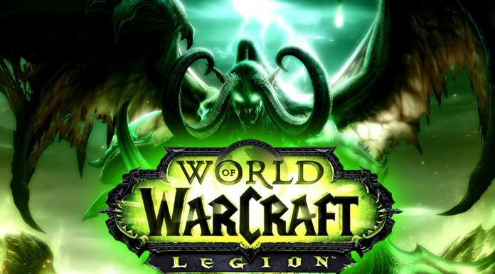 Объявлена дата релиза дополнения World of Warcraft: Legion