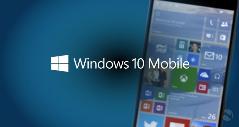 ОС Windows 10 Mobile может поддерживать SoC Qualcomm Snapdragon 830