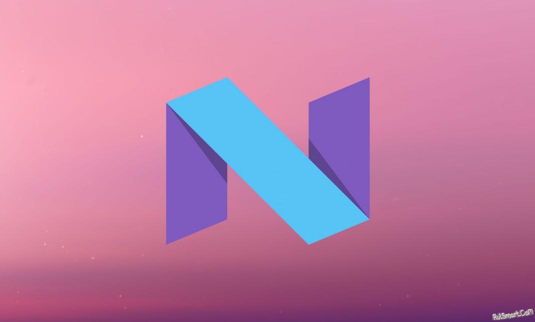 В Android N появится поддержка 3D Touch