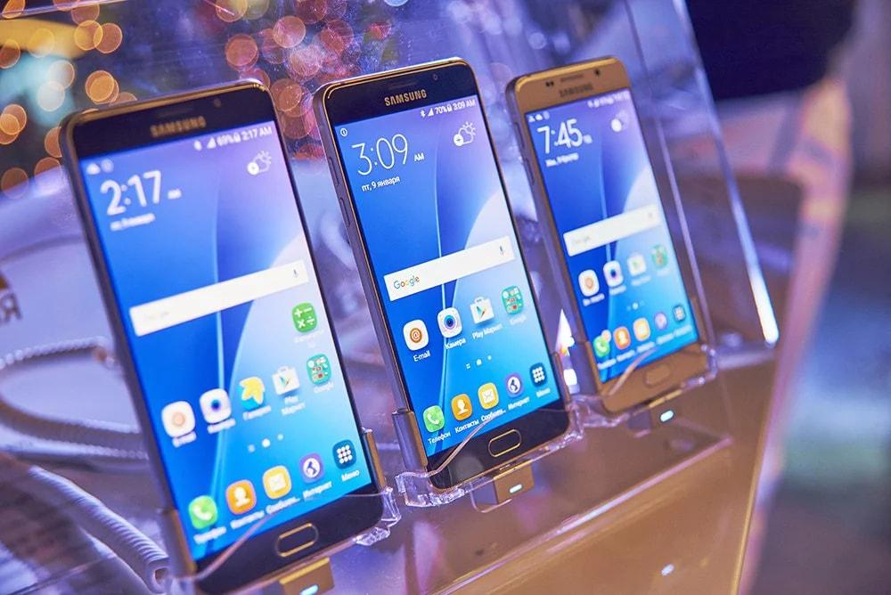 Samsung объявила о намерении выпустить новую линейку смартфонов