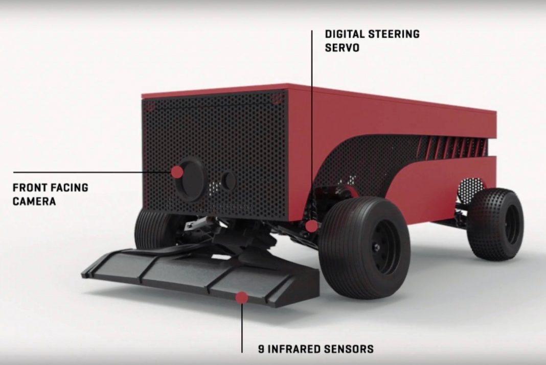 Робот Puma BeatBot поможет бегунам в тренировках