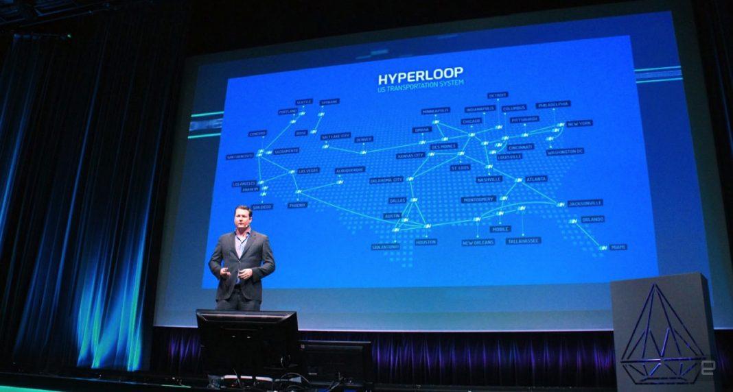 Поезда Hyperloop могут быть созданы на основе технологии Inductrack
