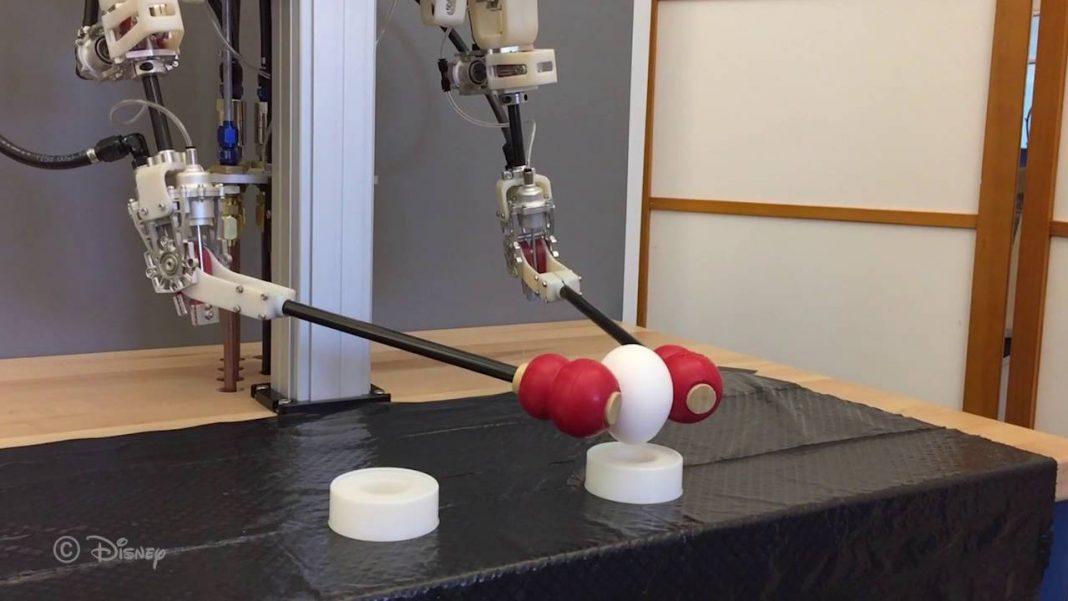 Нежные прикосновения роботов
