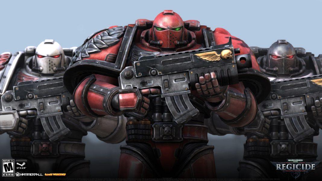 Стратегия Warhammer 40000: Regicide вышла на iOS