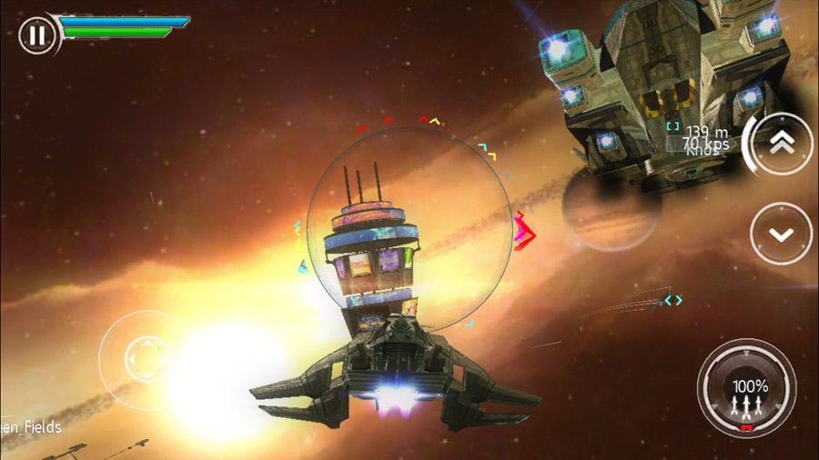 Ролевая игра Stellar Wanderer расскажет о бесконечных скитаниях в космосе
