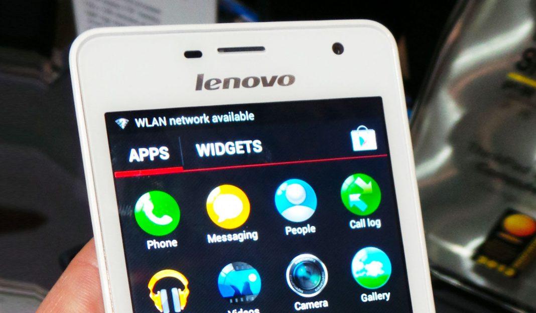 Lenovo планирует продавать в Китае смартфоны по себестоимости