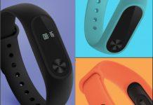Фитнес-браслет Xiaomi Mi Band 2 представлен официально
