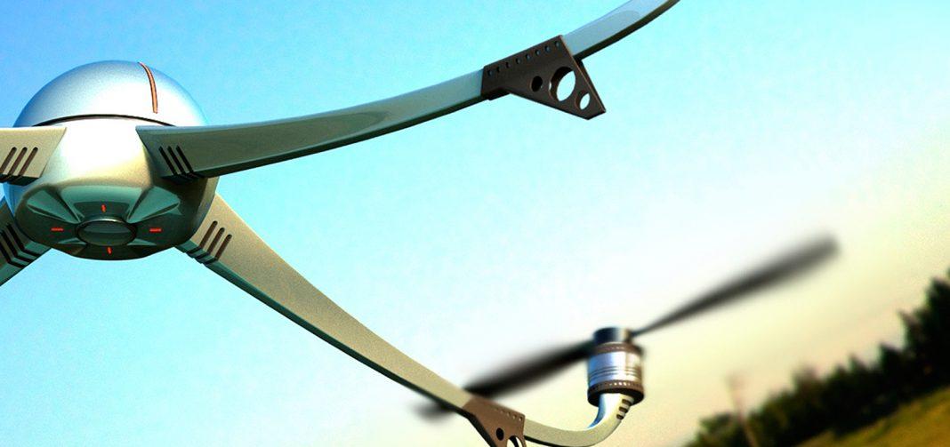 Японские технологи разработали дроны весом менее 200 граммов